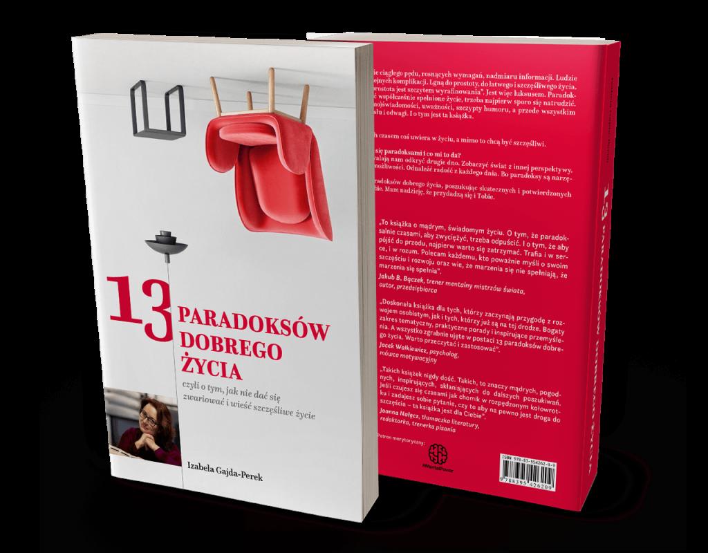 13 paradoksów Dobrego Życia - książka